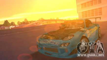 Mazda RX7 FD3S RE Amamiya G-Reddy para GTA Vice City
