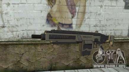 NS-11A Assault Rifle from Planetside 2 para GTA San Andreas