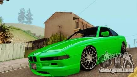 BMW 850CSI 1996 para GTA San Andreas