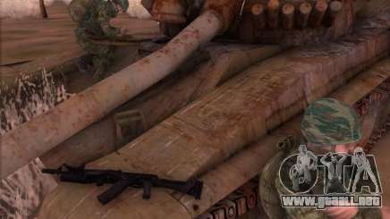 Kalashnikov AK-74M para GTA San Andreas