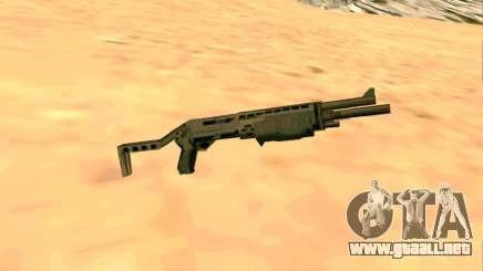 SPAS-12 из Vice City Stories para GTA San Andreas
