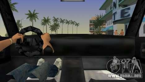 Re Admiral para GTA Vice City vista lateral izquierdo