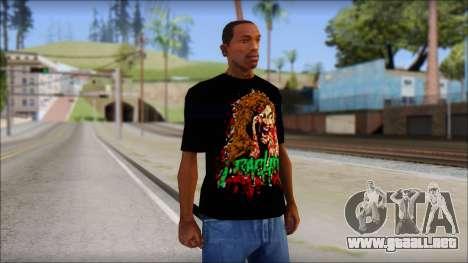 Trapheim T-Shirt Mod para GTA San Andreas