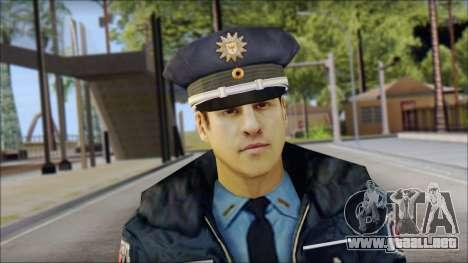 Deutscher Polizist para GTA San Andreas tercera pantalla