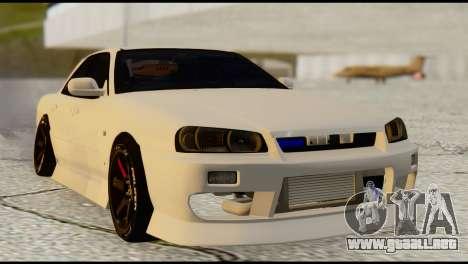 Nissan Skyline ER34 para GTA San Andreas left