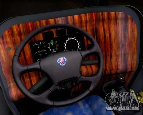 Busscar Vissta LO Scania K310 - Tur Bus para las ruedas de GTA San Andreas