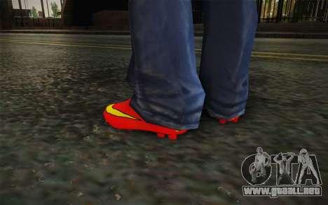 Nike Mercurial Victory 2014 para GTA San Andreas tercera pantalla