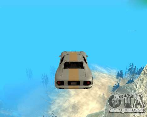 Surf and Fly para GTA San Andreas tercera pantalla
