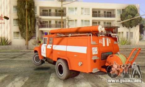 ZIL 130 CA-40 para GTA San Andreas left