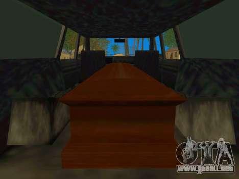 Perennial Сatafalque para la visión correcta GTA San Andreas