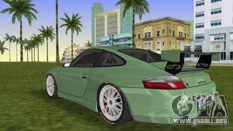 Porsche GT3 Cup 996 para GTA Vice City left
