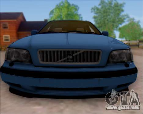 Volvo V40 para GTA San Andreas left