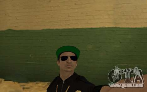 Swag Police para GTA San Andreas segunda pantalla