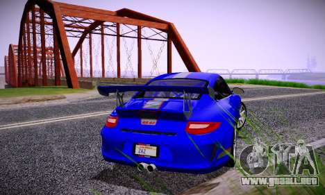 ENBSeries for low PC v2 fix para GTA San Andreas séptima pantalla