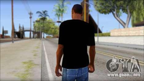 Street Life DJ para GTA San Andreas segunda pantalla