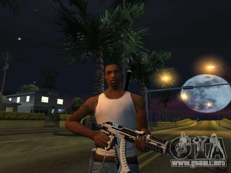 AK47 from CS:GO para GTA San Andreas