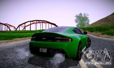 ENBSeries for low PC v2 fix para GTA San Andreas sexta pantalla