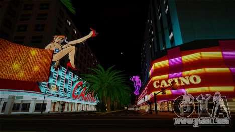ENBSeries para un PC potente para GTA San Andreas quinta pantalla