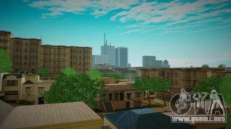 ENBSeries para un PC potente para GTA San Andreas segunda pantalla