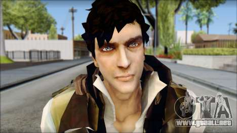 Alex from Prototype Alpha Texture para GTA San Andreas tercera pantalla