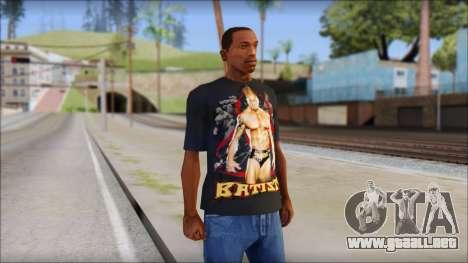 Batista Shirt v1 para GTA San Andreas