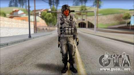 New Los Santos SWAT Beta HD para GTA San Andreas