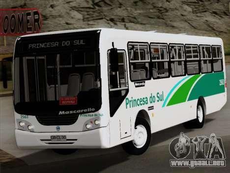 Mascarello Gran Via Mercedes-Benz OF1418 para GTA San Andreas