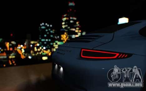 SA_New ENB para GTA San Andreas tercera pantalla