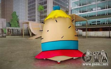 Mrs. Puff from Sponge Bob para GTA San Andreas segunda pantalla