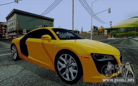 ENBSeries para PC débil v3 [SA:MP] para GTA San Andreas segunda pantalla
