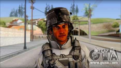 New Los Santos SWAT Beta HD para GTA San Andreas tercera pantalla
