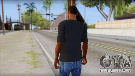Batista Shirt v1 para GTA San Andreas segunda pantalla