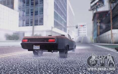 SA_New ENB para GTA San Andreas sexta pantalla