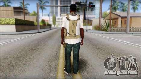 Sweet Mercenario para GTA San Andreas tercera pantalla