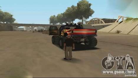 Coche de control remoto para GTA San Andreas