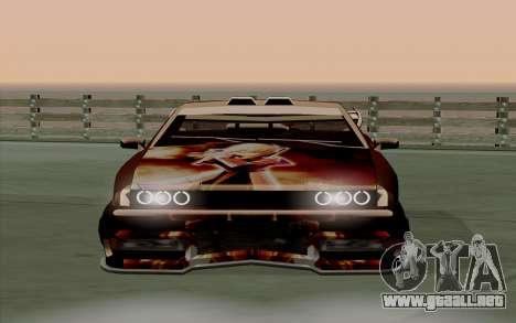 Trabajos de pintura para Yakuza Elegía para GTA San Andreas