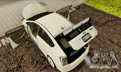 Toyota Prius Tunable para el motor de GTA San Andreas