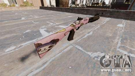 Ружье Benelli M3 Super 90 kawaii para GTA 4 segundos de pantalla