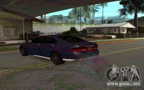 HSV VT GTS para GTA San Andreas left