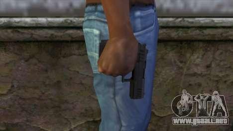Combat Pistol from GTA 5 para GTA San Andreas tercera pantalla