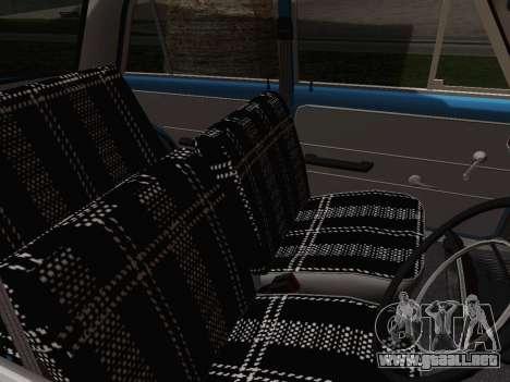 VAZ 2101 para vista lateral GTA San Andreas