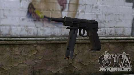 CZ75 from CS:GO v2 para GTA San Andreas