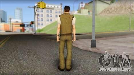 Jamie para GTA San Andreas segunda pantalla