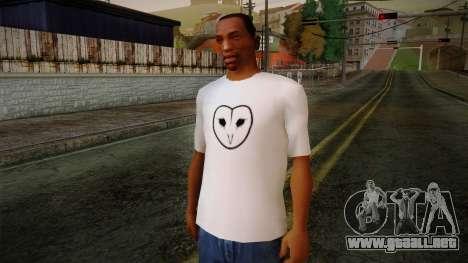 Dreambirds T-Shirt para GTA San Andreas