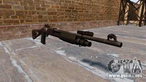 Ружье Benelli M3 Super 90 fantasmas para GTA 4