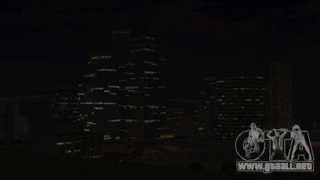 ENBSeries para un PC potente para GTA San Andreas sexta pantalla