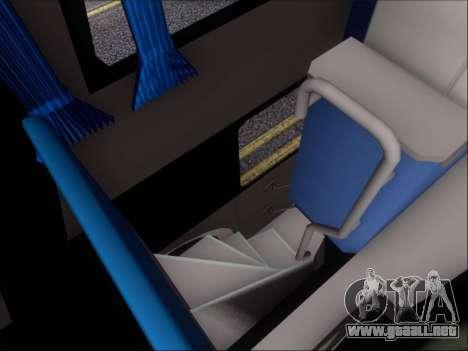 Metalsur Starbus DP 1 6x2 - La Veloz del Norte para vista inferior GTA San Andreas
