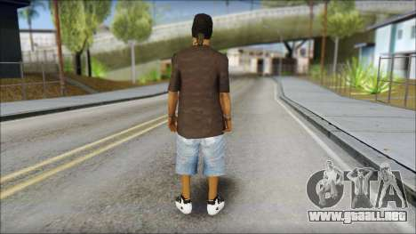 Street Gangster para GTA San Andreas segunda pantalla