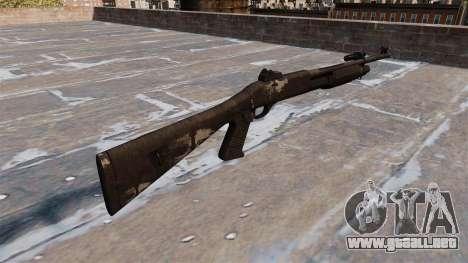 Ружье Benelli M3 Super 90 fantasmas para GTA 4 segundos de pantalla