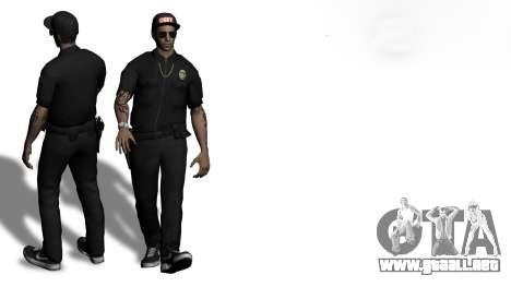 Swag Police para GTA San Andreas